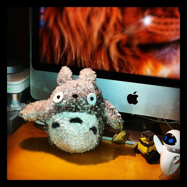 Totoro (Taken with instagram)