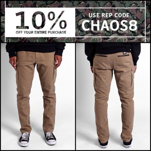 #IMKING #PieceOfTheDay | Pioneer Pants | shop.imking.com | don't don't forget the repcode: chaos8 | #chaoscrew #ikoe (Taken with instagram)