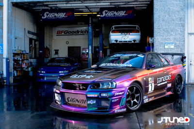 photognstuff:  Ready for Drifting…