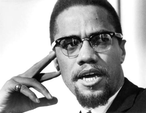 "theconsciousmuslim:  El-Hajj Malik El-Shabazz, Malcom X May 19, 1925 – February 21, 1965 ""True Islam taught me that it takes all of the religious, political, economic, psychological, and racial ingredients, or characteristics, to make the Human Family and the Human Society complete.""  May Allah perfume his grave."