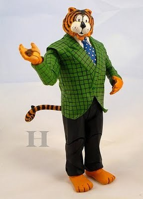 Outstanding Tawky Tawny custom action figure by Hagop.