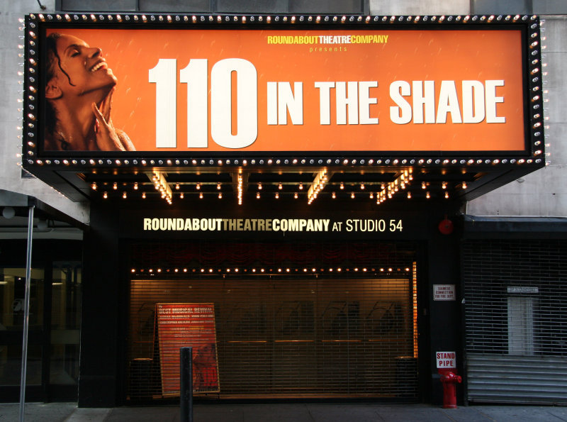 Studio 54: 110 In The Shade (2007)