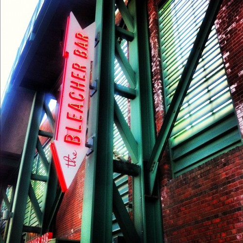Bleacher Bar #bleacherbar #baseball #boston #redsox #sox #bostonredsox #fenwaypark #fenway #iphoneography #ink361 #iPhone #iphone4 #photooftheday #popular #instagram #pixlromatic #iphonephotography #iphonesia #instagramhub #webstagram #instago #igdaily #ignation #instagramers #instadaily #instagood #iphoneonly #all_shots #jj  (Taken with Instagram at Bleacher Bar)