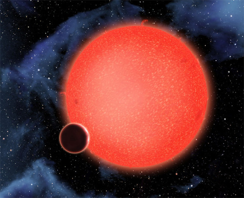 discoverynews:  Scientists Find Alien World Like 'No Planet We Know Of' The space telescope has taken a closer look at this alien world, revealing a brand new type of alien planet. keep reading