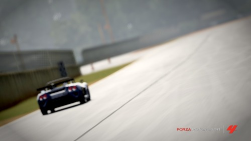 Team DFR doing a little practice in the freshly painted Lotus 2-Eleven on Road Atlanta, ready for the forth Ars Technica race.