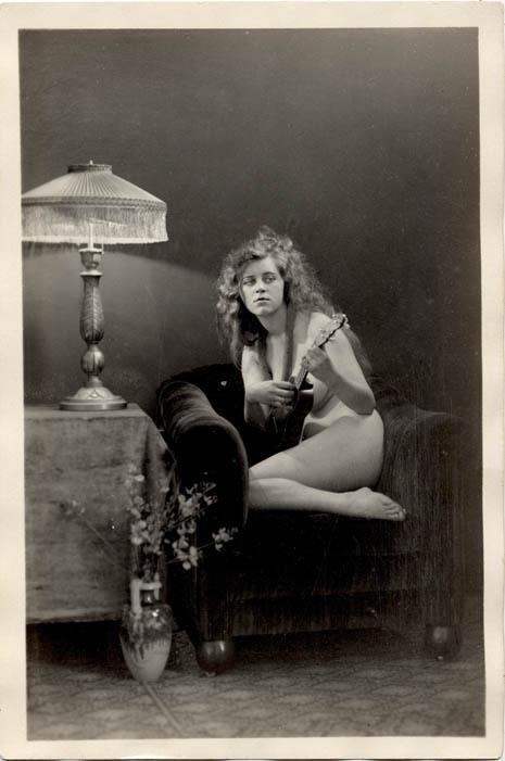 Photo by Albert Arthur Allen, 1918