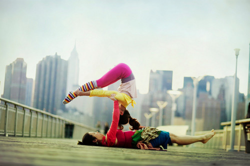 yogajournal:  As part of our love letter to New York, Yoga Journal and Wari Om partnered to showcase the beauty of yoga against the diverse and vibrant background of New York City.  Don't miss the Yoga Journal Conference in New York April 12-16, 2012.