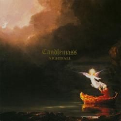 coverarthaven:  Nightfall (Candlemass, 1987) Painting by Thomas Cole