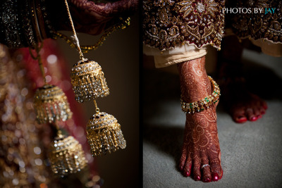 Love the chura! all-things-shaadi:  gorgeous bangle ornaments and stunning intricate henna on the bride's feet.