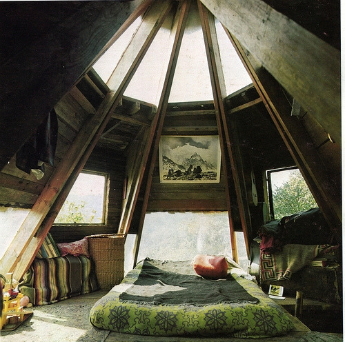 I'd LOVE to have this room… ♥