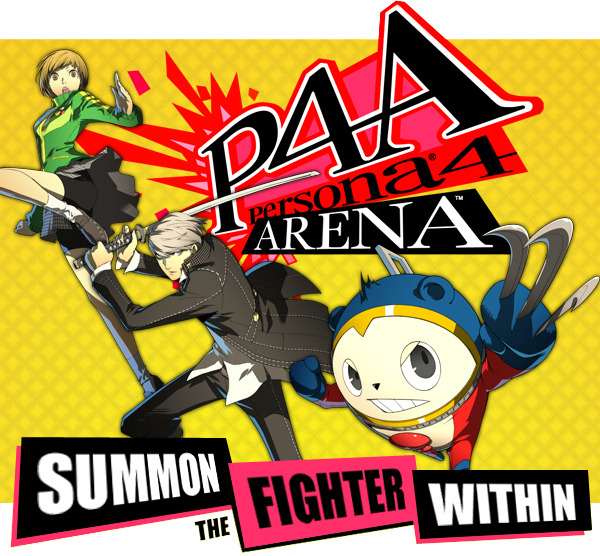 populationgo:  Enter The Midnight Arena This Summer Pre-orders for Persona 4 Arena are already open for both Xbox 360 and PlayStation 3. The console version of this arcade fighter will feature new content in the form of a Story and Online Modes. Knowing Atlus, though, there will probably be other extras to look forward to. [Atlus]
