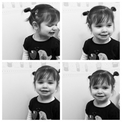 whatta doll. #darling #bebes ritaelise:  little miss. #latergram (Taken with instagram)