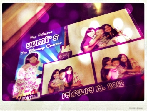 photo booth event last sunday! :)