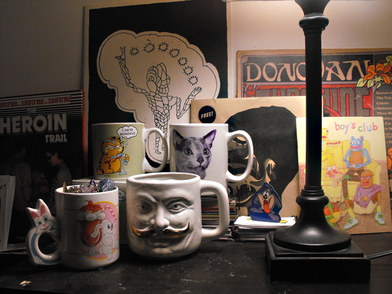 my mugs n stuff