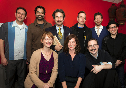 liezlwashere:  SF Sketchfest 2012 | Paul F. Tompkins Show | 01.22.12  This was a good night.
