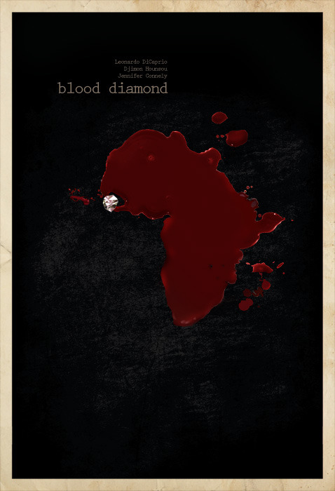 Blood Diamond by Edgar Ascensao