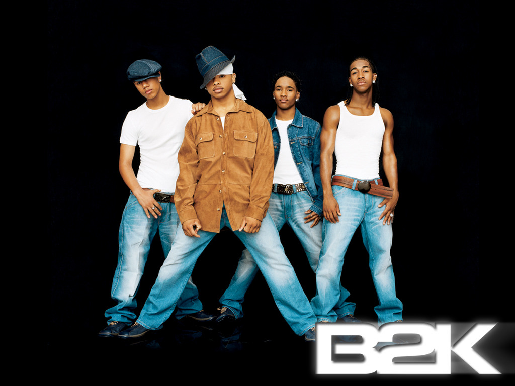 Tagged B2K Omarion J-Boog Lil  B2k And Imx