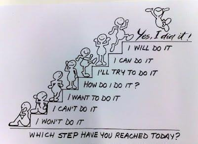 Afternoon Inspiration: DO IT!  (image via pinterest)