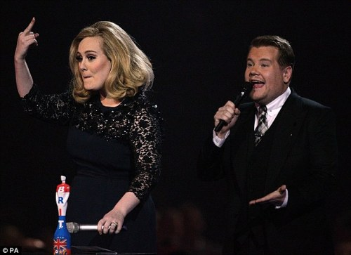 Double Awesome - Adele and Smithy