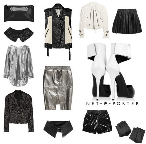 KARL By Karl Lagerfeld For www.NET-A-PORTER.COM Shop the looks!
