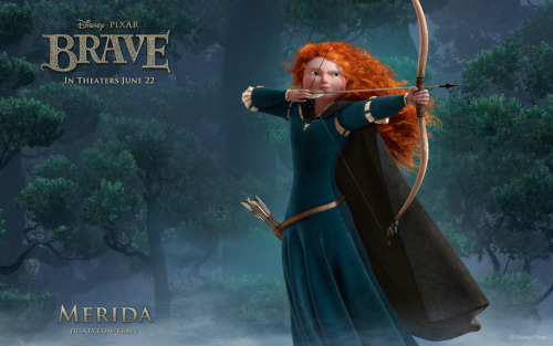 pixartimes:  BRAVE Character Descriptions Released. Read them here!