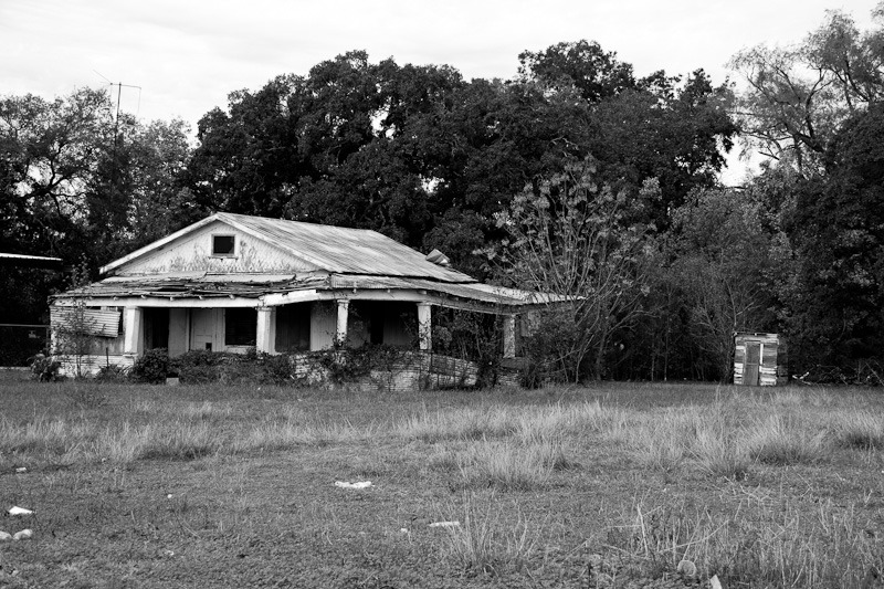 Passing Through The Outskirts, 2011Lockhart, Texas