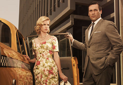 #MadMen Season 5 Excitement! - New Trailer - Premieres Sunday March 25th