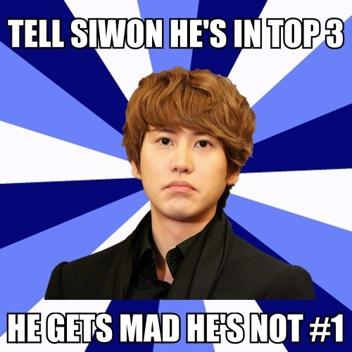 """""""Siwon getting jealous"""" - requested by theladybutterfly"""