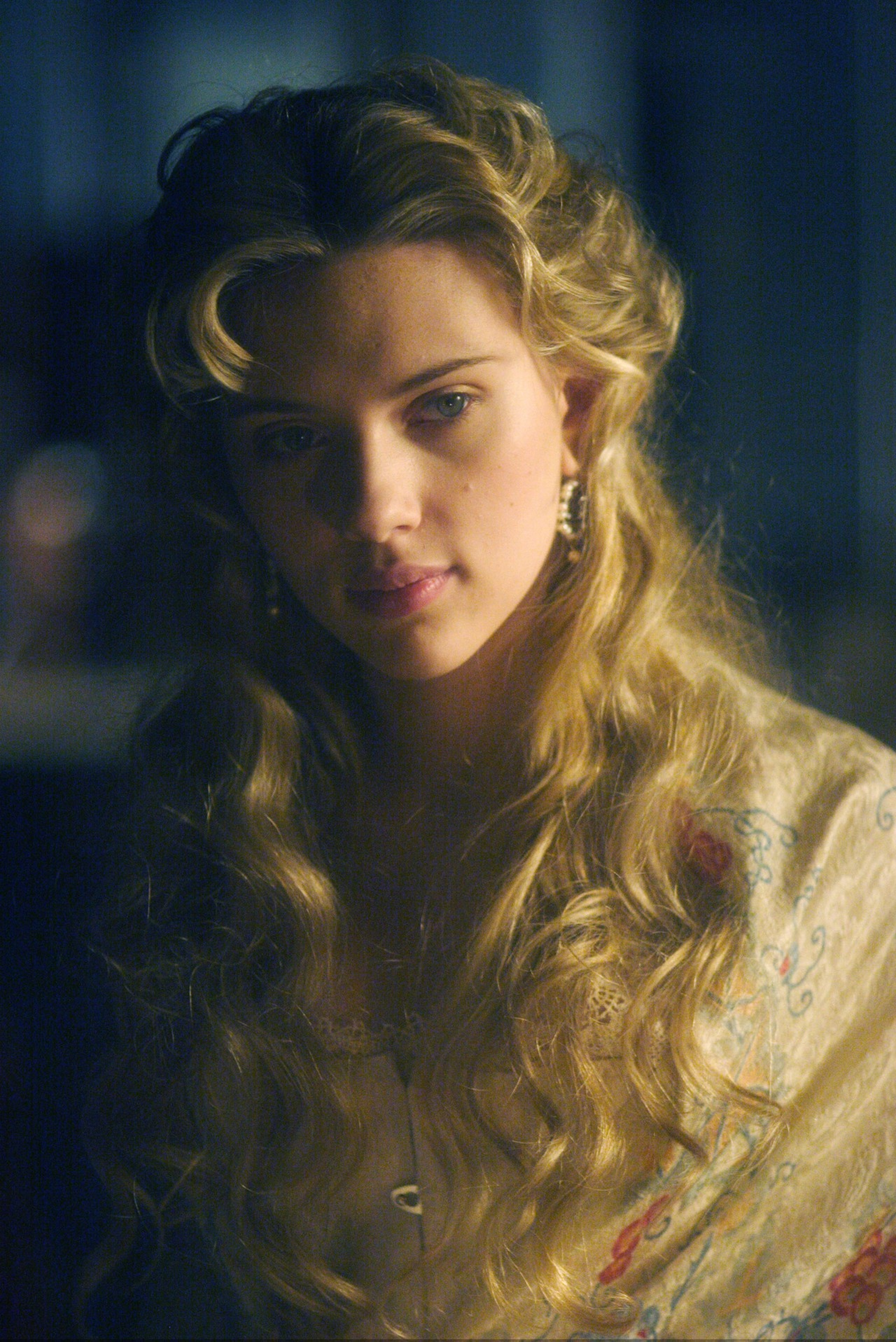 Scarlett Johansson in The Prestige