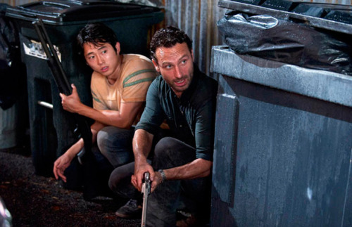 Glenn and Rick