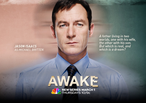 Awake: Jason Isaacs as Michael Britten