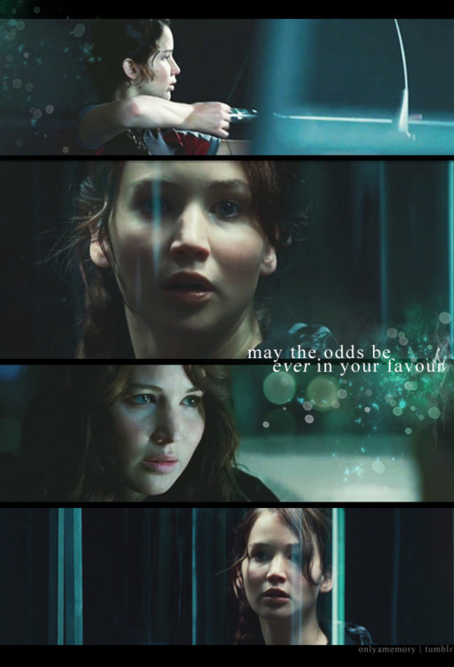 forever-catching-fire:  Want more Hunger Games? Follow me here