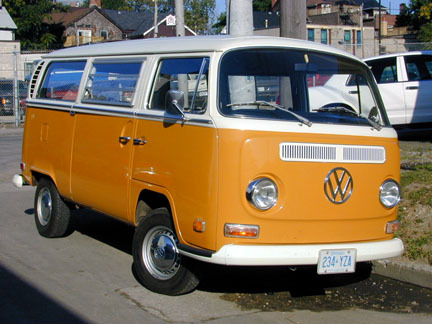 "For some reason I always loved the VW Bus, even as a kid. I mean, sure, today it's a symbol, a representation of the late 60s/early 70s ""Hippie"" movement. But even before my mind had them associated with Woodstock, Peace signs and the Grateful Dead I already loved them."