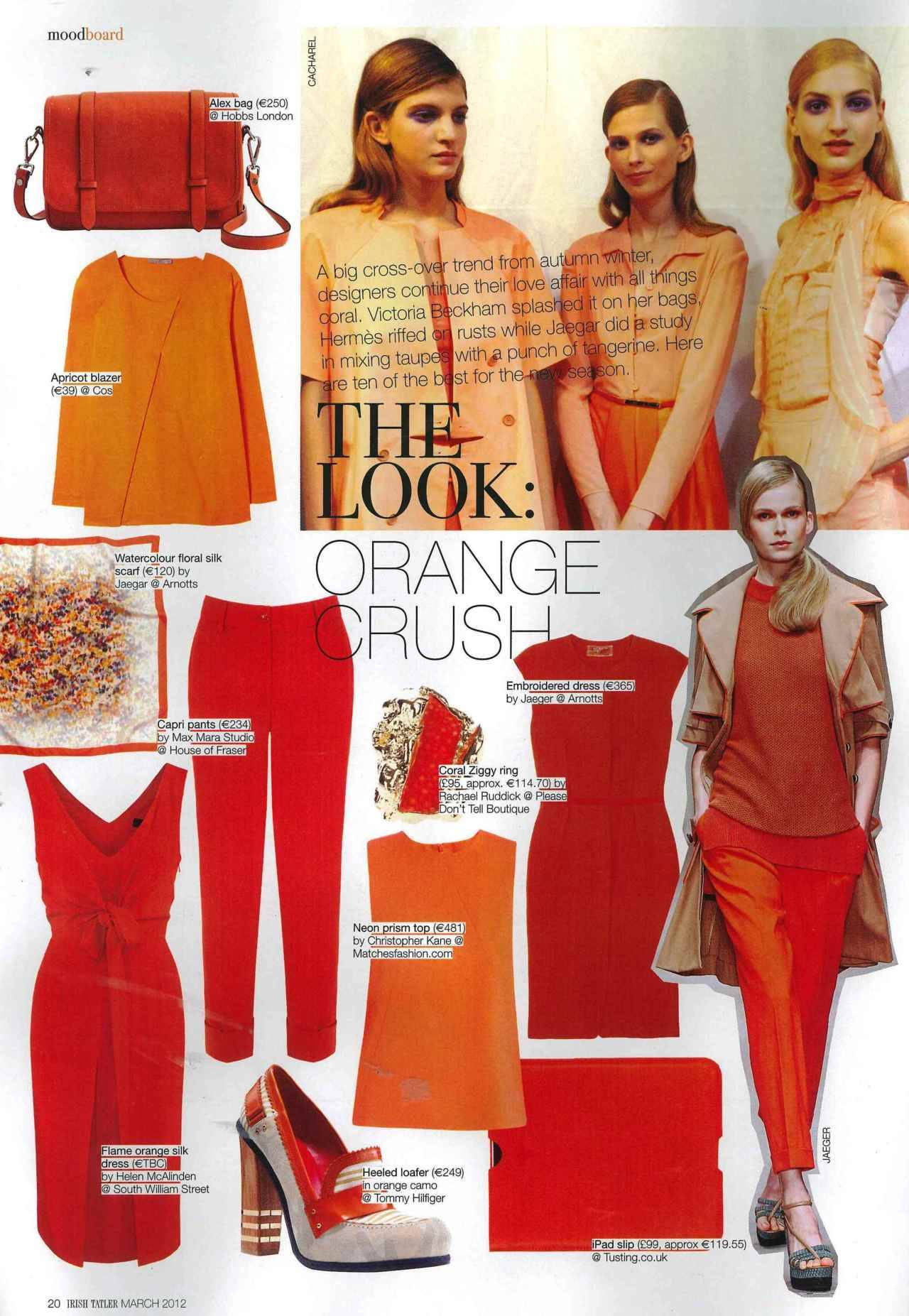 @Tusting featured in Irish Tatler. Click to shop!