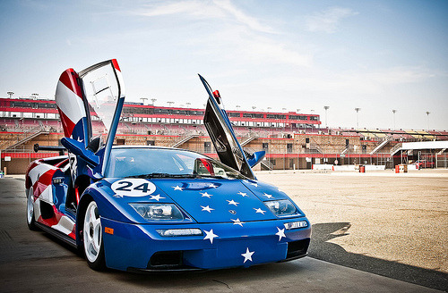 4th of July Starring: Lamborghini Diablo SVR (by GHG Photography)