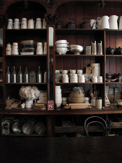 valscrapbook:  the stores by Sparrowsalvage on Flickr.