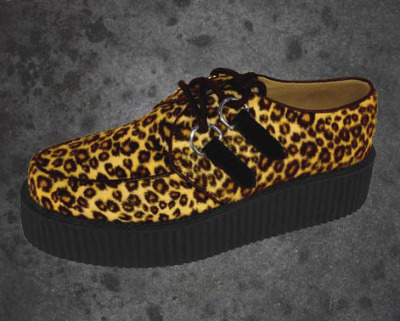 growingfears:  3 good reasons why I'm buying these: They're leopard print Jessie J wore them They're £25    1 good reason not too;1. They're ugly as fuck