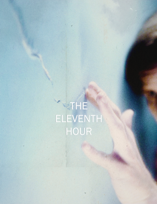 Poster meme: Doctor who 5x01 'The Eleventh Hour' (suggested by plutovka)