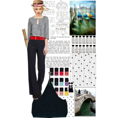 PNTM by accio-logic featuring a straw hatZara striped top€30 - zara.comJ Brand super skinny jeans$180 - net-a-porter.comAnne Klein straight pants$65 - macys.comEugenia Kim straw hat$242 - shopbop.comLeather belt$64 - topshop.comTarnish straw hat$28 - nordstrom.comBamboo Pole$30 - crateandbarrel.comStamp Camp New Images Page 22$13 - stampcamp.comExtra Large Curtain Rod - Aristotle in Pewter by Umbra - traditional -…$46 - houzz.com