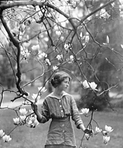 Edna St. Vincent Millay, born February 22 1892, Rockland, Maine Where you used to be, there is a hole in the world, which I find myself constantly walking around in the daytime, and falling in at night. I miss you like hell. ~Edna St. Vincent Millay