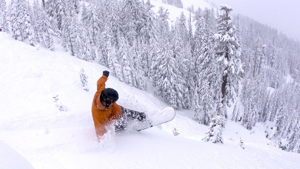 travelchannel:  Kirkwood Ski Resort, Kirkwood, California (via Kirkwood Ski Resort : Daily Escape : Travel Channel)