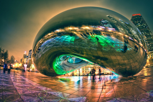 Luftwerk Luminous Field exhibit @ Cloudgate v3 by Rasidel Slika on Flickr.