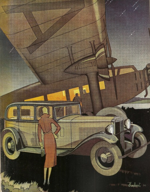 process-vision:  1930 Hillman Motor Co. brochure