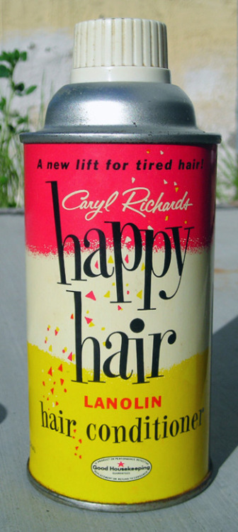 retrogasm:  Happy Hair