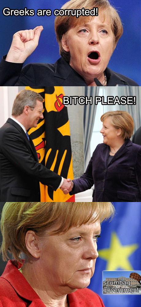 scumbaggovernment:  lol Wulff