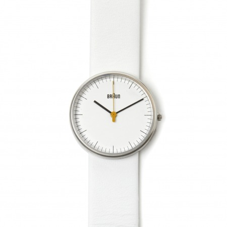 braun time piece