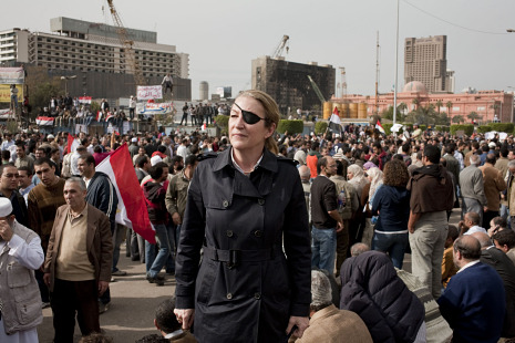 I regret not knowing about the excruciatingly badass Marie Colvin until her death. RIP.