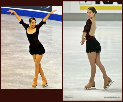 Alissa Czisny's short program to The Mask of Zorro, at the 2009 Skate America and Nebelhorn Trophy. Sources: http://photos.skatetoday.com/displayimage.php?album=105&pid=13634 http://www.eislauffotos.de/