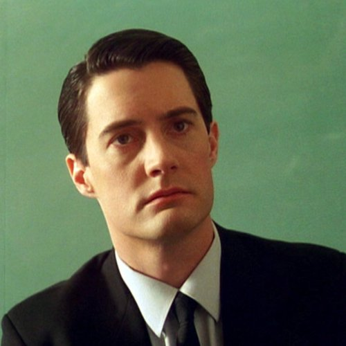 Meet my husband, FBI Special Agent Dale Cooper.