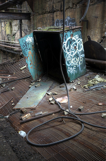 Blast Furnace by Filth City on Flickr.